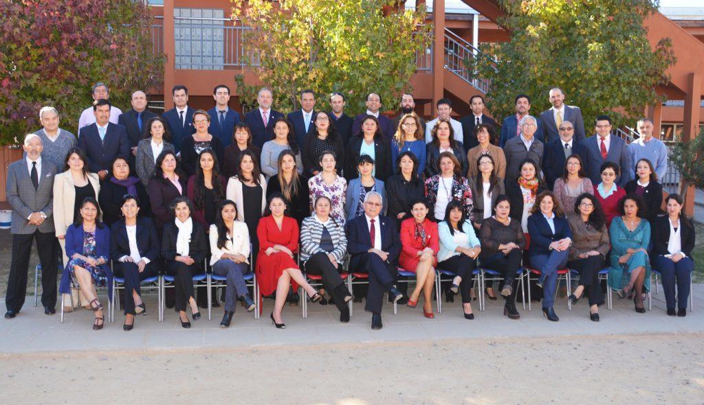 Personal Educativo Liceo Bicentenario Oriente